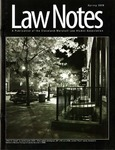 2009 Vol.18 by Cleveland-Marshall College of Law