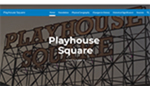 Playhouse Square by Gabrielle Derrig