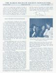 The Darius Milhaud Society Newsletter, Vol. 11, Spring/Summer 1995 by Darius Milhaud Society