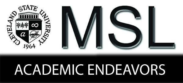Michael Schwartz Library Academic Endeavors Logo