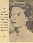 54/12/22 Susan is Mum on Conviction by Cleveland Plain Dealer