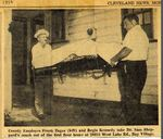 54/08/09 Sheppard Bed, Couch, Seized In Murder Hunt by Cleveland News
