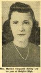 54/07/22 Bay Friends Recall Marilyn As Woman Liked by All by Cleveland News