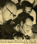 54/07/31 Dr. Sheppard Shocked as Warrant Is Served by Cleveland Press