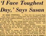 54/08/04 'I Face Toughest Day, ' Says Susan