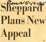 55/05/10 Sheppard Plans New Appeal