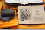 Rare Book Exhibit at the Michael Schwartz Library