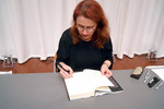 Audrey Niffenegger @ The Cleveland Public Library