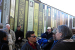 Larchmere Boulevard Mural Dedication: A Homage to Books and Community