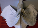 Show & Tell Epstein and Martin 2011 folded book
