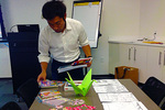 Global Arts and Culture: Japanese Origami with Haruhide Osugi