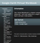 Google Earth Virtual Workbook by Shelley Rose