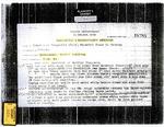 Plaintiff's Exhibit 0256: Ballistic Lab Report by Cleveland Police Department
