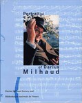 Portrait(s) of Darius Milhaud