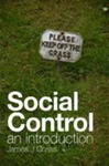 Social Control: An Introduction by James Chriss