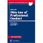 Anderson's the Law of Professional Conduct in Ohio by Susan J. Becker, Lloyd B. Snyder, and Jack A. Guttenberg