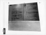 Murder Room Door and Closet Door