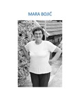 Mara Bojic by Marija Maracic and Josipa Karaca