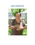 Kata Kapcevic by Marija Maracic and Josipa Karaca