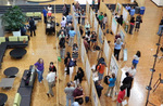 Undergraduate Research Poster Session 2012 - View from Mezzanine