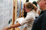 Student Explains Her Research