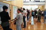 Photo Taken at the 2012 Undergraduate Research Poster Session