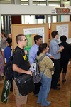 Photo Taken at the 2012 Undergraduate Research Poster Sessio
