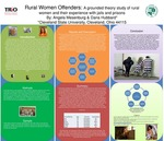 Rural Women's Pathways to Crime: A Grounded Theory Study of Rural Women and their Experiences in Jails and Prisons by Angela Mesenburg