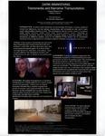 Dark Awakening: Transmedia and Narrative Transportation