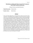 Distribution of Sphaeriid Clams in Lake Erie Twenty-five Years After Invasion of Dreissena by Michael Keller