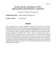 Parallel Selection Algorithms on GPUs: Implementation and Performance Comparison