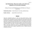 Life Behind Glass: Bioreactor studies on the Salt-water adaptation of Scenedesmus dimorphus