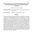 High-Throughput Assessment of Developmental Stages of NSCs via Promoter-Reporter Assay System Using Recombinant Lentiviruses by Emily Serbinowski, Pranav Joshi, Kyeong Nam Yu, and Yana Sichkar