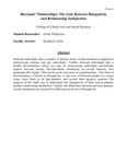 Bisexuals' Partnerships: The Link Between Binegativity and Relationship Satisfaction