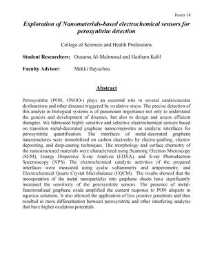 Undergraduate Research Posters 2017 | Undergraduate Research