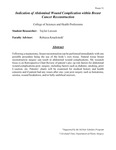 Indication of Abdominal Wound Complication within Breast Cancer Reconstruction
